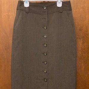 Banana Republic Skirt - size 0